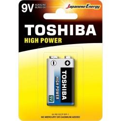 Μπαταρία TOSHIBA 9 V