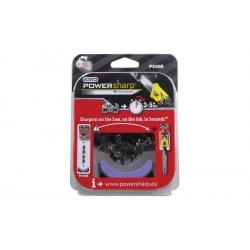 PowerSharp® Αλυσίδα 40 οδηγών και Πέτρα Ακονίσματος