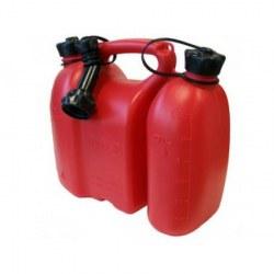 Κόκκινο Δοχείο Καυσίμου- Λαδιού Combi