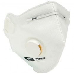 Μάσκα προστασίας αναπνοής σωματιδίων FFP1 NR με βαλβίδα