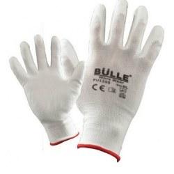Γάντια Πολυουρεθάνης Λευκά