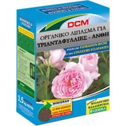 Οργανικό λίπασμα για Τριανταφυλλίες και Άνθη 1,5 Kg